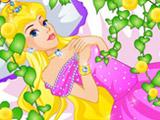 تلبيس الأميرة النائمة